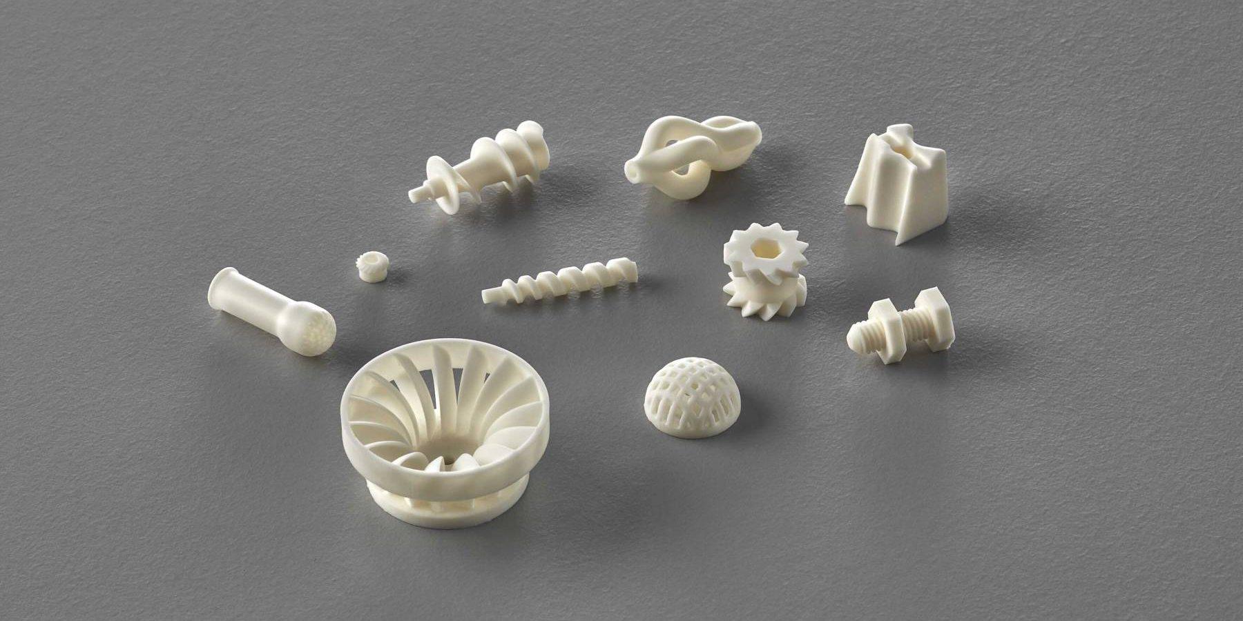 Keramik 3D Druck Aluminiumoxid Al2O3